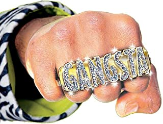 Rubie's Costume Co Gangsta Ring Costume