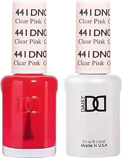 DND *Duo Gel* (Gel & Matching Polish) Spring Set 441 - Clear Pink