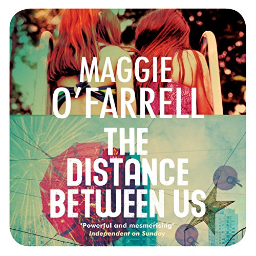 The Distance Between Us audiobook cover art