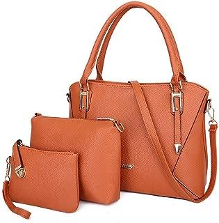 Handbags Women's Shoulder Bag Portable 3 Set