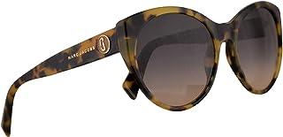 Marc Jacobs Marc 376/S Sunglasses Havana Honey w/Brown Ochre Lens 57mm C9BGA Marc 376S Marc376S Marc376/s
