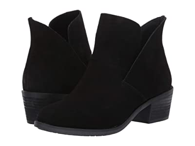 Me Too Zest (Black Suede) Women