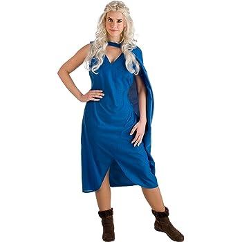 Disfraz de Reina de Dragones para mujer: Amazon.es: Juguetes y juegos