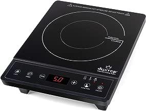 Duxtop Portable Induction Cooktop, Countertop Burner, Induction Burner, 1800W
