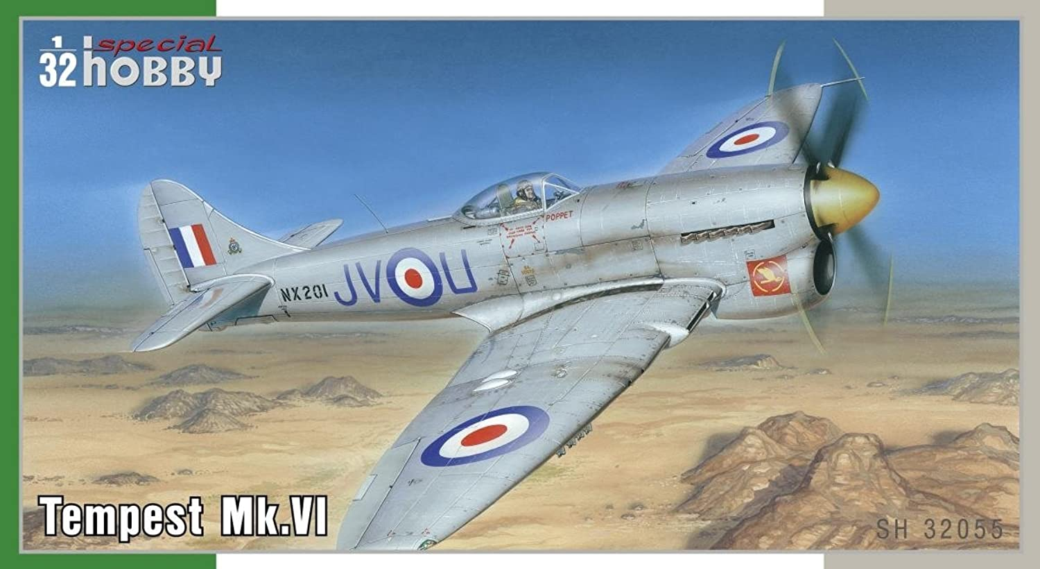 Special Hobby 1 32 Hawker Tempest Mk.VI   32055