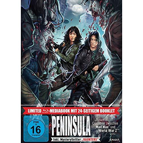 Peninsula LTD. - Limitiertes 2-BD-Mediabook samt FSK-Umleger [Blu-ray]