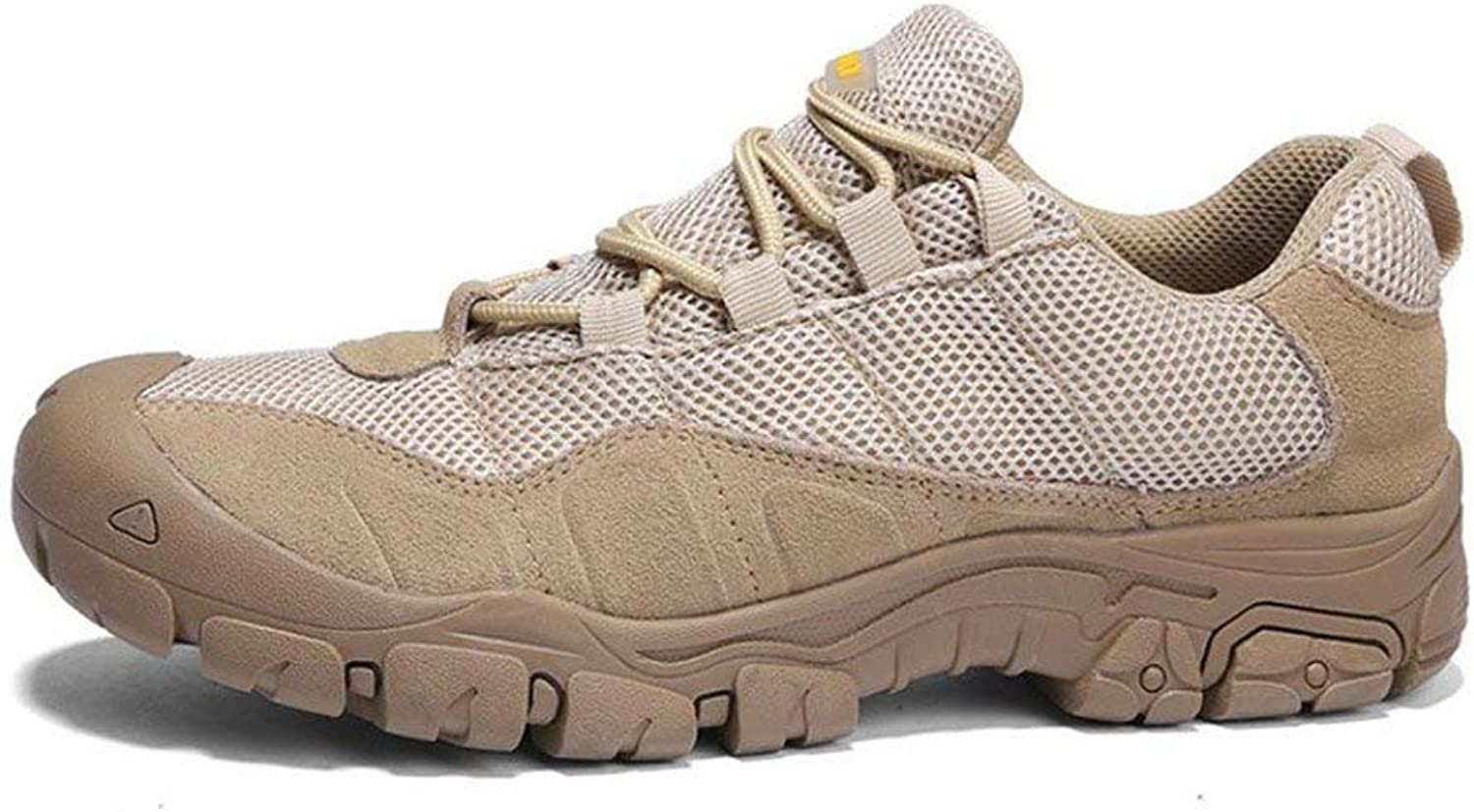 Sneakers, Hiking, Mesh shoes, Outdoor Quick Drying Upstream shoes, Sports and Leisure Men's shoes, Breathable Men's Abrasion Resistant Camp shoes (color  B, Size  41) (color   On, Size   42)