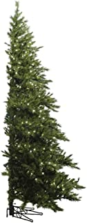 Vickerman Westbrook Pine Half Tree with 957 Tips, 6.5-Feet by 52-Inch