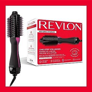 REVLON RVDR5282UKE Salon One-Step Secador y voluminizador de cabello de un paso, para cabello mediano a corto