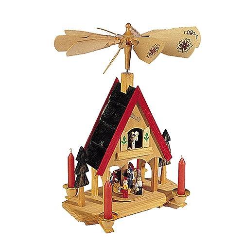 German Wooden Christmas Amazoncom