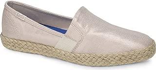 Keds Women's Chillax a-Line Metallic Linen Sneaker