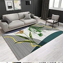 Living room bedroom geometric modern carpet Durable dirt-resistant washable easy to clean non-slip carpet carpet for bedro...