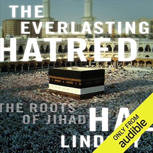 The Everlasting Hatred audiobook cover art