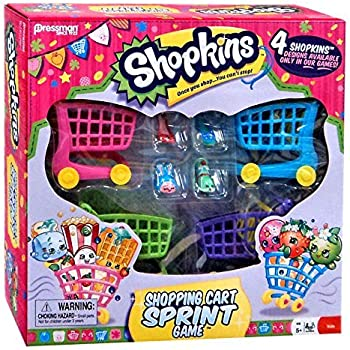 Shopkins Shopping Cart Sprint Game | Shopkin.Toys - Image 1