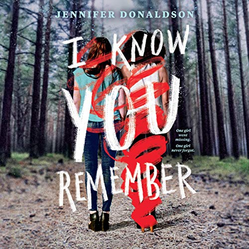 I Know You Remember audiobook cover art