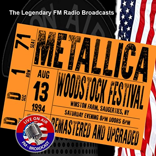 Seek And Destroy (Live FM Broadcast Remastered) (FM Broadcast Woodstock Festival , NY 13th August 1994 Remastered)