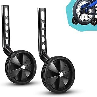 Stützräder Sicherheitsstützräder Hilfsräder für Fahrra 12-20Zoll Kinderfahrrad