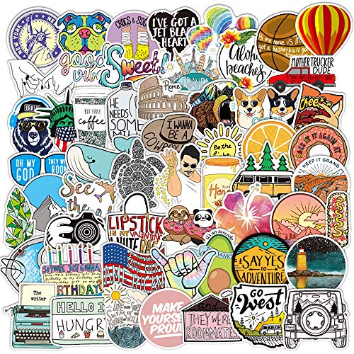 Fresh Vine Stickers Pack,Funny Meme Stickers for Teens and Adults,Vinyl Decals for Hydroflask Water Bottles Laptop Phone Case(100pcs)