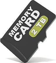 2TB (2048GB) microSD Micro SD SDXC TF Class 10 Flash...