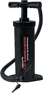 "Intex Double Quick III S Hand Pump, 14.5"", Black"