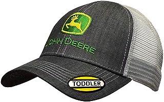 Toddler/Kids Mesh Back Cap (Charcoal/Grey)