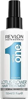 Revlon UniqONE Professional Hair Treatment - 150ml, Lotus Flower Fragrance