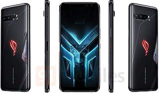 اسوس روج فون 3 دوال سيم اسود 12 جيجابايت رام 512 جيجابايت 5G - تشاينيز بوكس - برامج عالمية