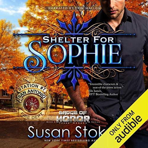 Shelter for Sophie cover art