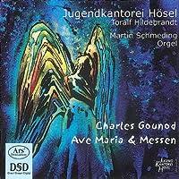 Ave Maria & Messen by BACH JOHANN SEBASTIAN / GOUNOD (2010-01-23)