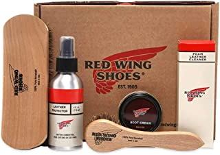 Red Wing Men's Care Kits For Smooth And S