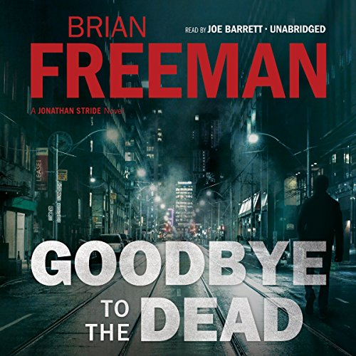 Goodbye to the Dead audiobook cover art
