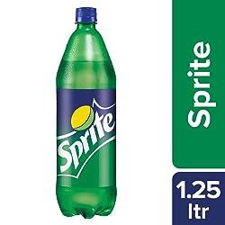 Sprite Lime Flavoured Soft Drink, 1.25L Bottle