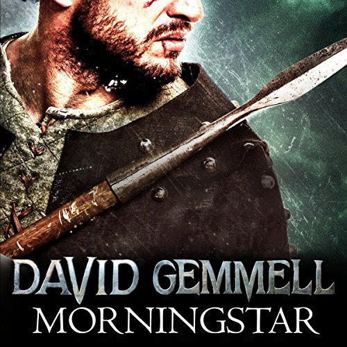 Morningstar audiobook cover art