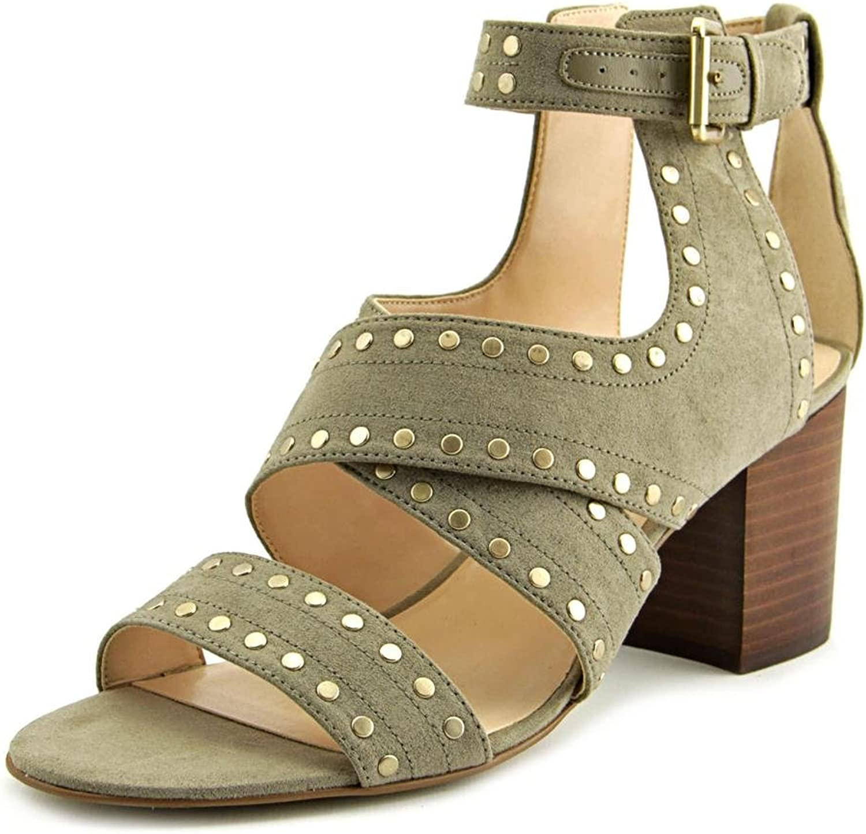 Nine West Womens Josefineo Open Toe Casual Slide Sandals