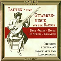 Lute & Guitara Music from the Baroque