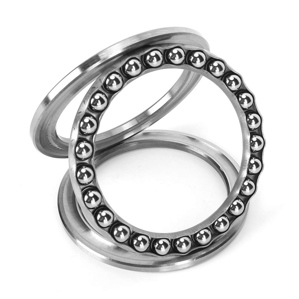 Axial Thrust Super beauty product restock quality top Ball Bearing High Precision Steel T Seasonal Wrap Introduction Convex
