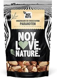 NoyNuts | Paranoten | 500 gram | Ongebrand en ongezouten | Rijk aan mineralen en eiwit