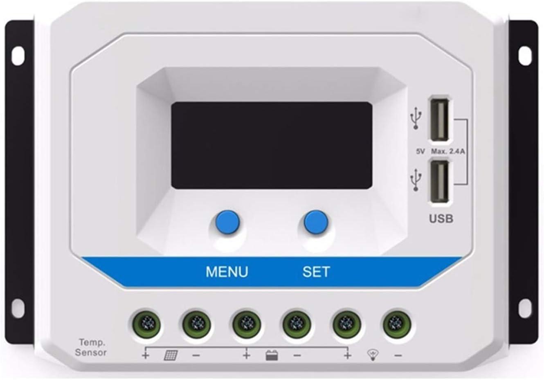 Max 44% OFF XIAOZHENG Solar Charge Controller Regulator 30A 10A 20A 45A Denver Mall 60A