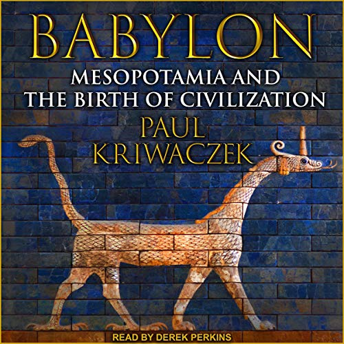 Babylon Audiobook By Paul Kriwaczek cover art