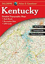Best atlas map of kentucky Reviews