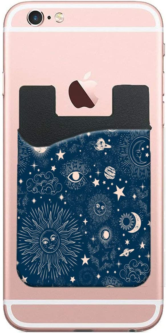 ZXZNC Card Holder For Import Back Of Constellation Space Phone Z Galaxy Recommendation