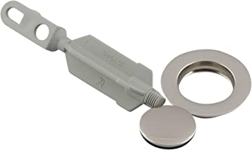 Moen 10709NL Replacement Bathroom Sink Drain Plug and Seat, Polished Nickel