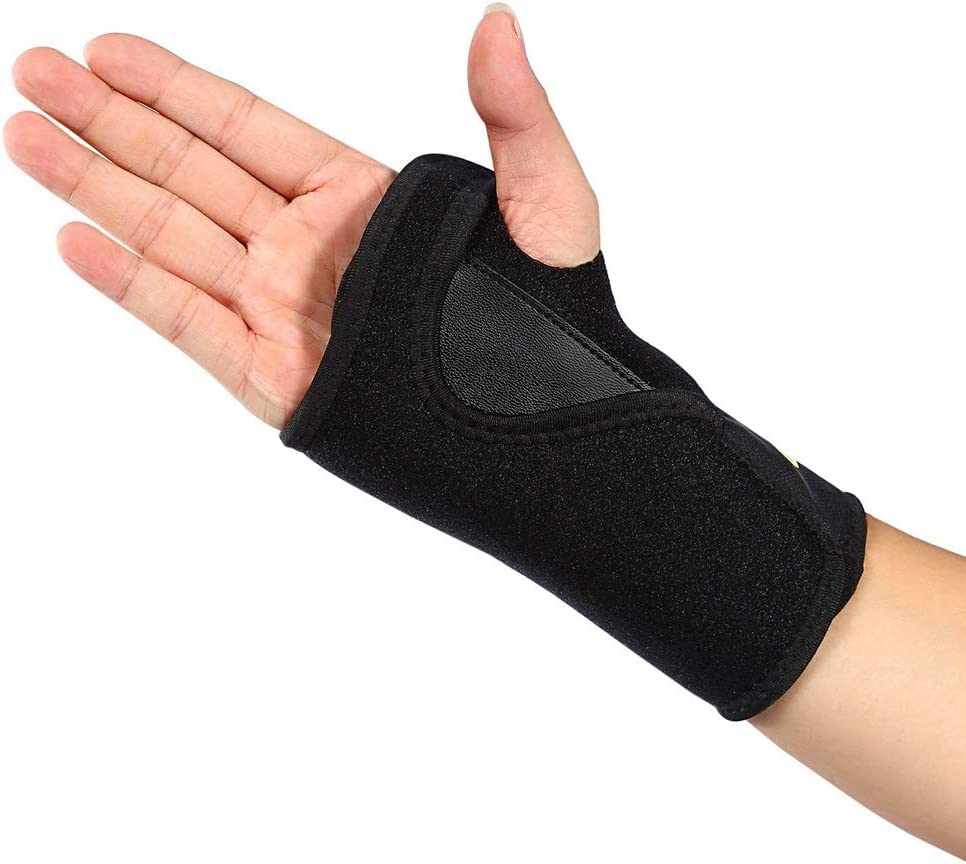 Elastic Wrist Support Brace safety Splint lightweight breathable Wris Max 72% OFF