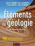 """Eléments de géologie - 16e édition du """"Pomerol"""" - Cours, QCM et site compagnon: Cours et site compagnon"""