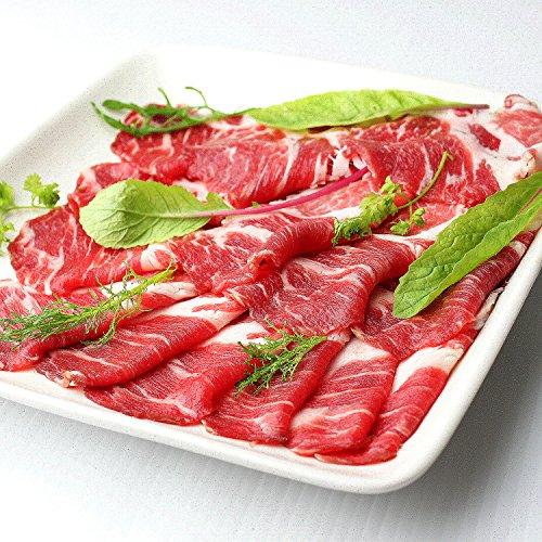イベリコ豚専門店スエヒロ家 豚肉 イベリコ豚 しゃぶしゃぶ肉 肩ロース 400g