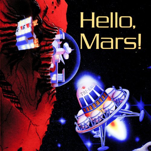 Hello Mars! cover art