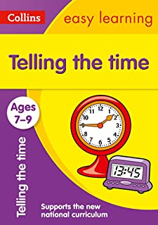 Telling the Time Ages 7-9: Ideal for Home Learning
