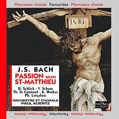 Philip Langshaw, Karl Markus, Vera Scherr, Paul Kuentz, Orchestre Paul Kuentz