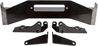 Daystar fits 2015 to 2017 2//4WD Jeep Renegade Trailhawk Frame Mounted Bull Bar fits Trailhawk Model only Made in America KJ50005BK