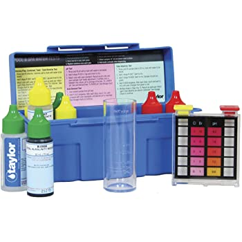 Taylor Technologies K-1004-1 Test Kit Residential Trouble-Shooter DPD